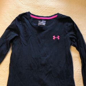 Under armour cancer long sleeve